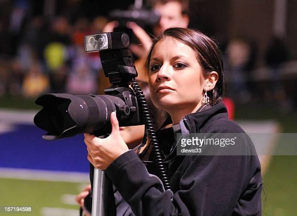 High School Student Photographer