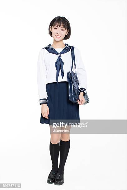 high school students wear uniforms