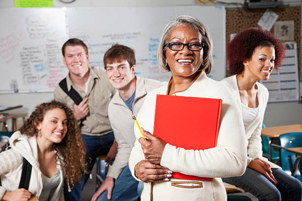 high school and school teachers
