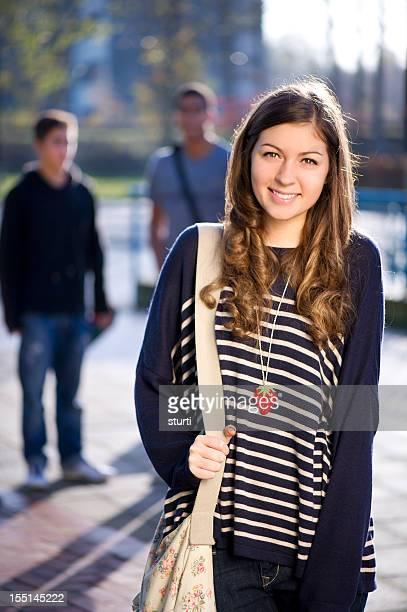 high school teenager