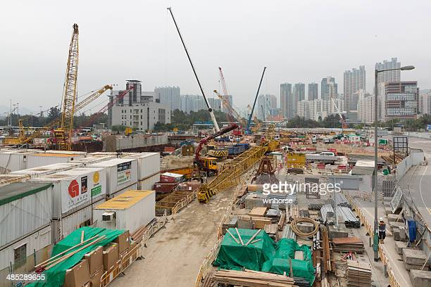 High speed rail link project delayed in Hong Kong