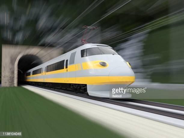 高速列車 - 高速列車 ストックフォトと画像