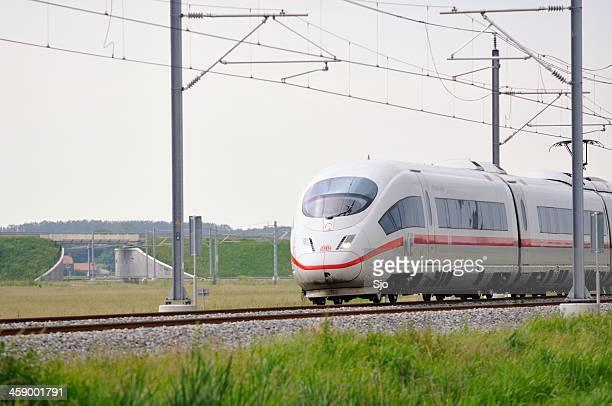 ICE high speed train