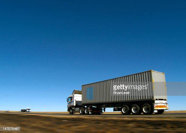 High Speed Trucking