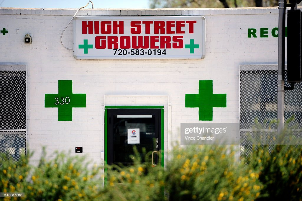 High St Growers – Federal- Med