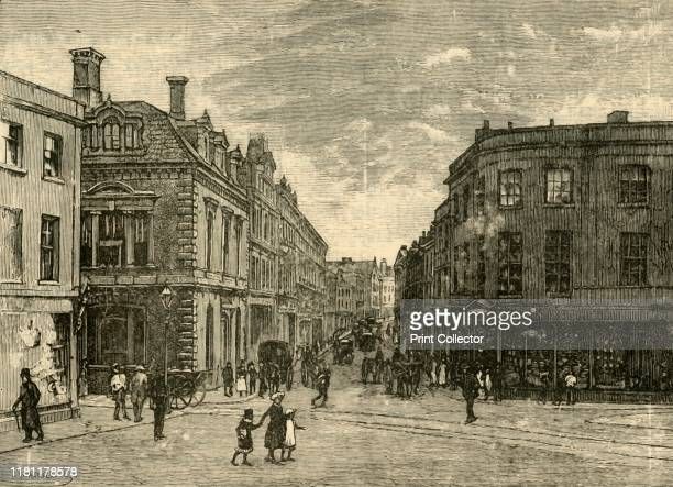 High Street Newport' 1898 Newport in Wales grew significantly in the 19th century when it became largest coalexporting port it was also the site of...