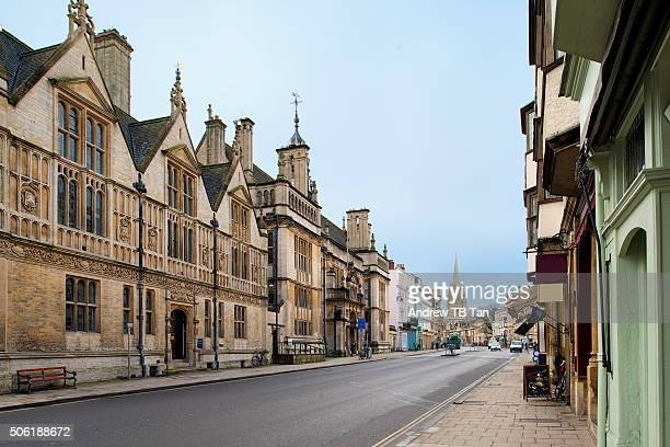 High Street, Oxford, England