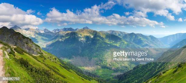 High Tatra mountains (Poland, Zakopane)