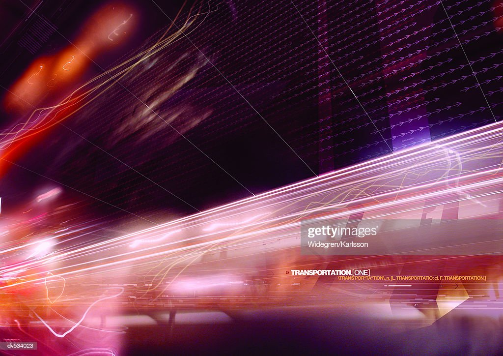 High Technology Abstract : Stock Photo