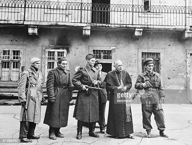 High Vatican sources here March 21st expressed doubt that Joszef Cardinal Mindszenty would ask the Hungarian government for mercy under terms of the...