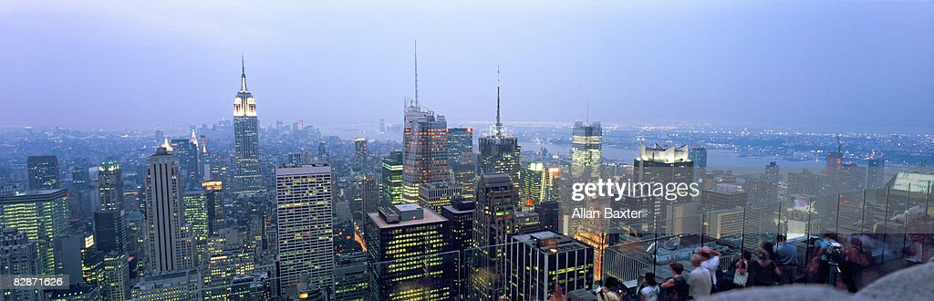 High view : Stock Photo