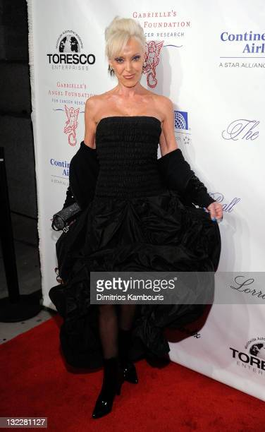 High Voltage attends the 2010 Angel Ball to Benefit Gabrielle's Angel Foundation at Cipriani, Wall Street on October 21, 2010 in New York City.