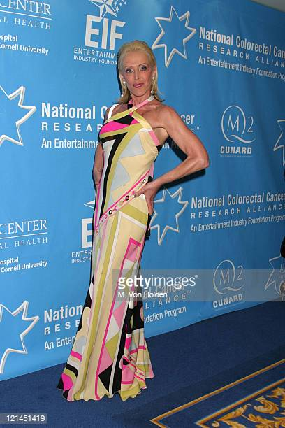 High Voltage during Hollywood Hits Broadway, EIF's National Colorectal Cancer Research Alliance fundraiser at Queen Mary 2, Pier 92 in New York, New...