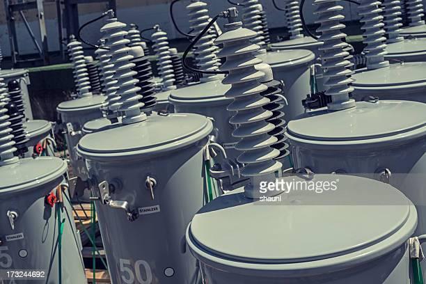 High Voltage Transformers
