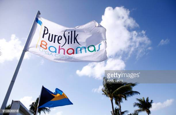 High winds have cancelled play for the day and postponed the second round of the Pure Silk Bahamas LPGA Classic at the Ocean Club Golf Course on...
