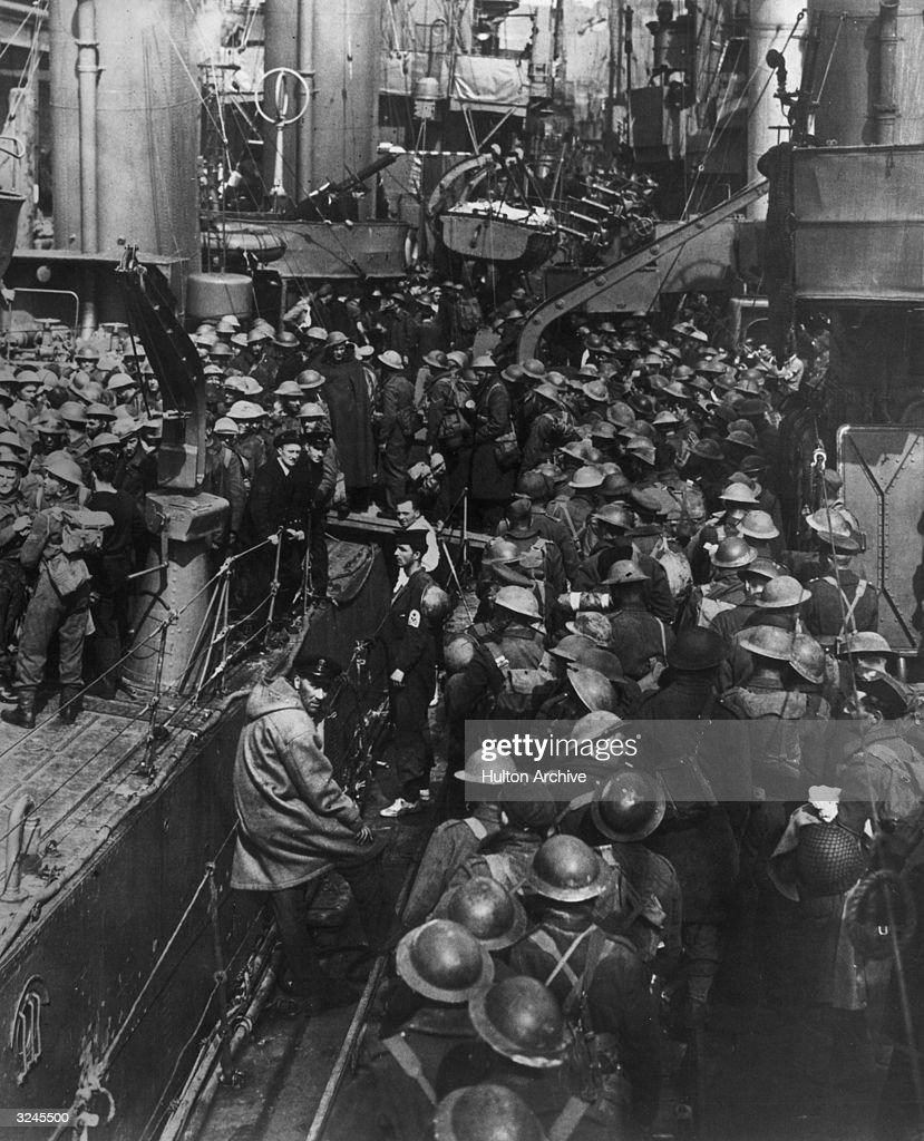 Dunkirk : News Photo