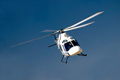 High-banking helicopter