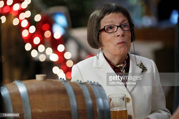 """""""Higher Power"""" – The NCIS team including Hetty celebrate the holidays on NCIS LOS ANGELES on the CBS Television Network"""