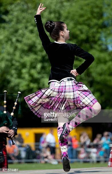 Highland Dancer, Scotland