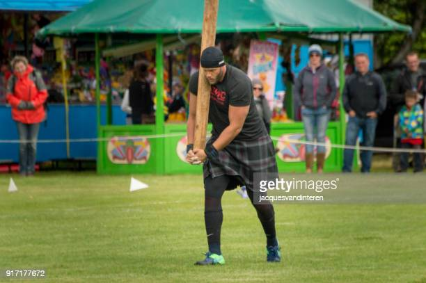 Highland Games, Assynt, Scotland