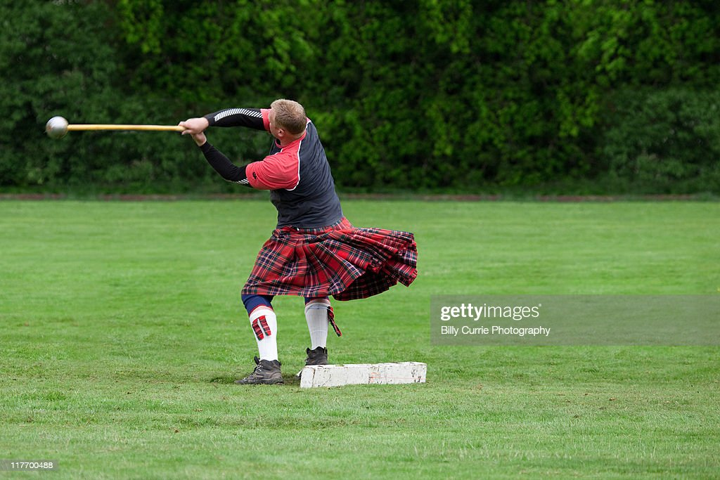 Highland games : Stock Photo