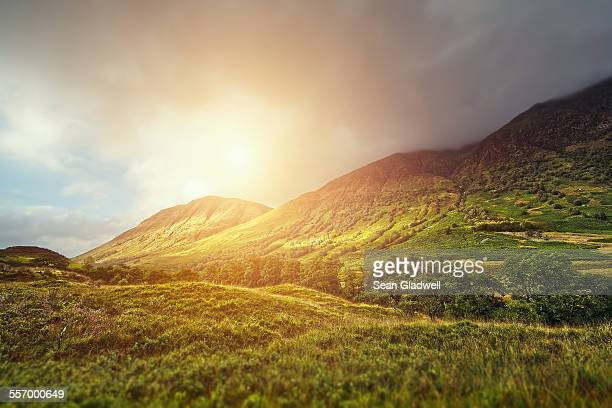 Highland glow