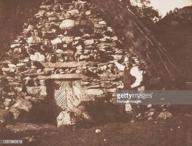 Highland Hut Loch Katrine October 1844 Artist William Henry Fox Talbot