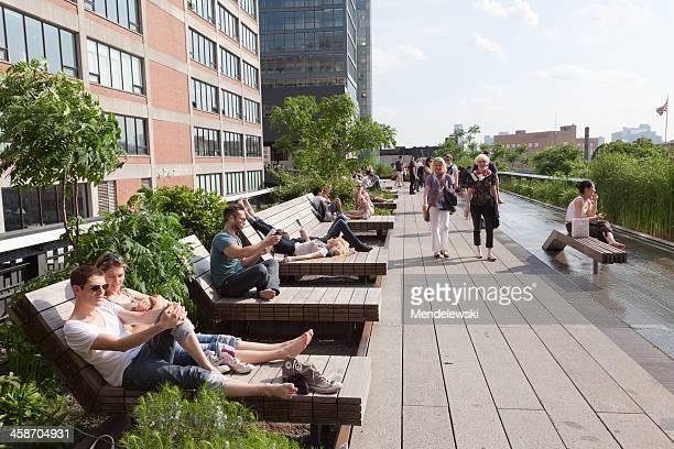 Highline elevated park