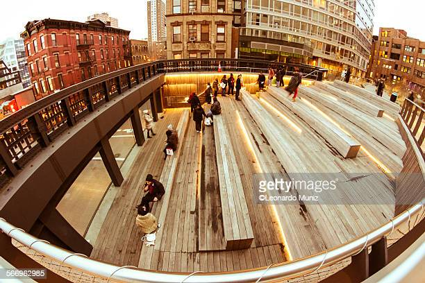 Highline (in the stands)