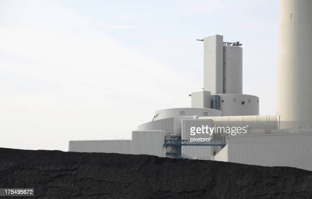 Highly efficient coal power station