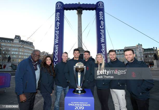 Highprofile figures from the world of sport governance culture and entertainment including twotime ICC Cricket World Cup winner Clive Lloyd Noreen...