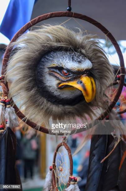 high-resolution photograph of eagle-faced dream filter. In addition to an object, it has a special meaning, especially for those who believe in the powers of the dream universe, on June 16, 2018
