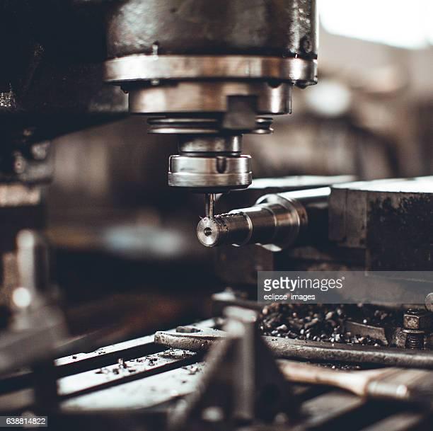 High-speed drill machine