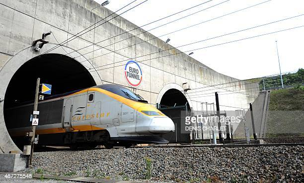 Channel Tunnel Stock Photos And Pictures Getty Images