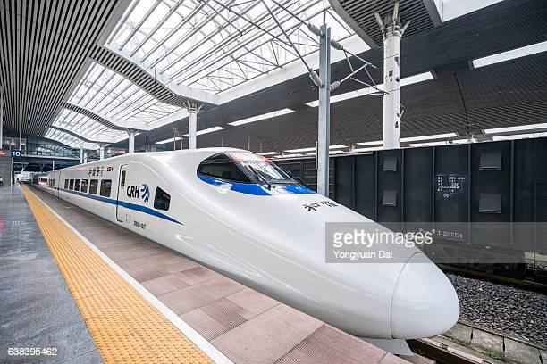 CRH High-speed Train in China