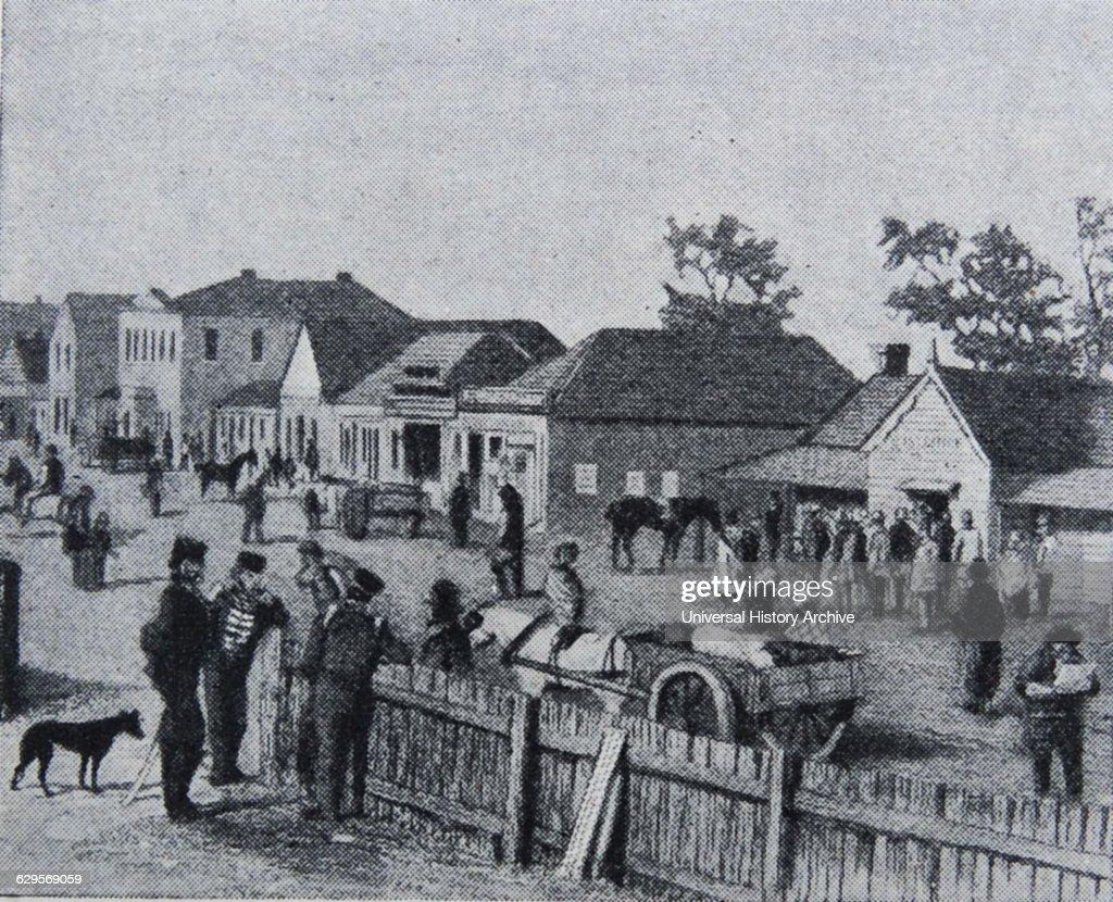 1850 in Australia