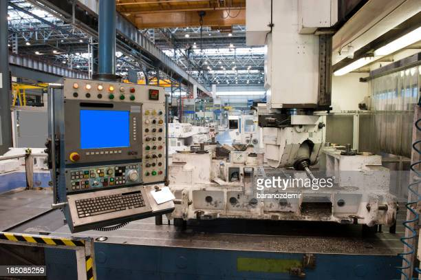 High-tech-cnc machine