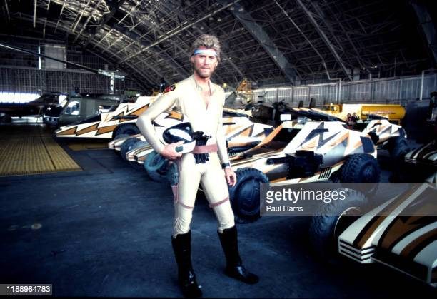 A hightech soldier Barry Bostwick with a flying motorcycle leads troops to the rescue of a ruler Persis Khambatta and her peopleThe film was directed...
