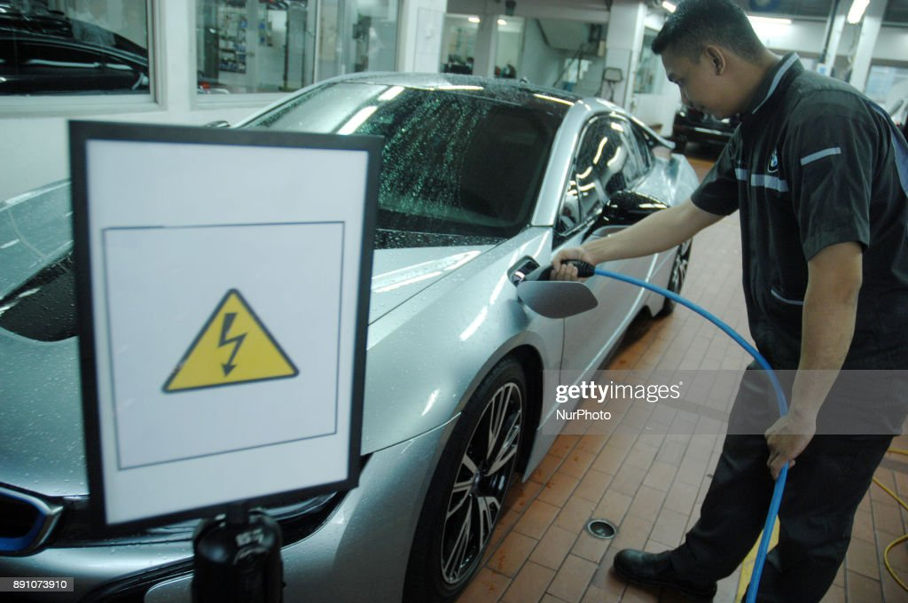 BMW started e-mobility in Indonesia : News Photo
