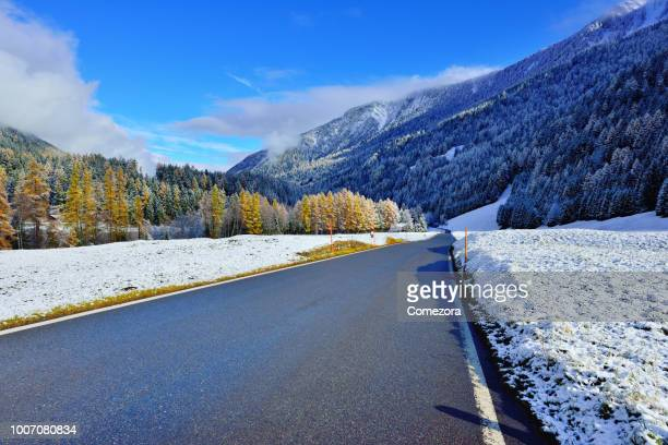 Highway at Alps's Valley