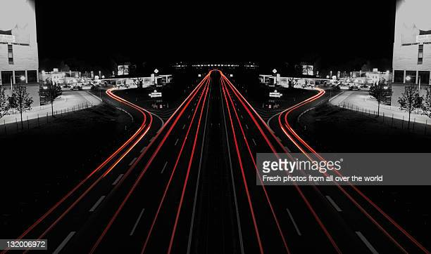 Highway at Hannover