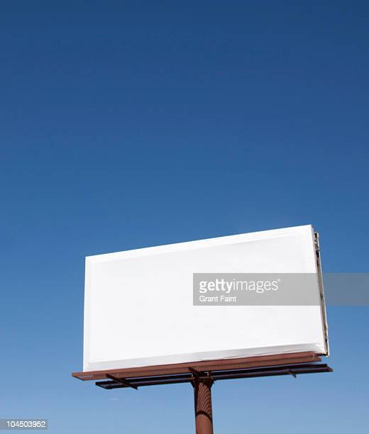 Highway billboard