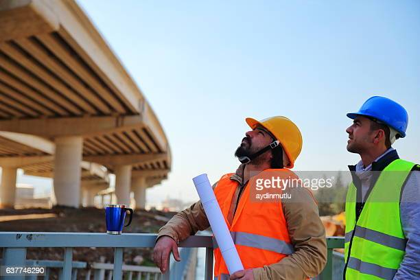 highway engineer - bridge built structure stock pictures, royalty-free photos & images