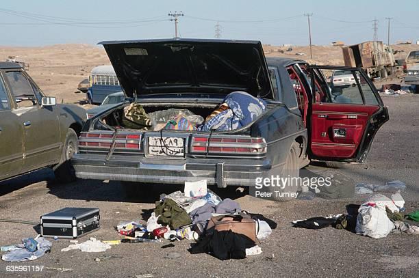 Highway in Kuwait
