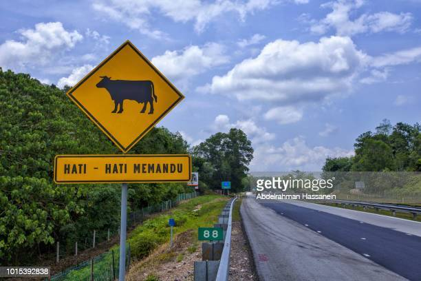 Highway in Malaysia