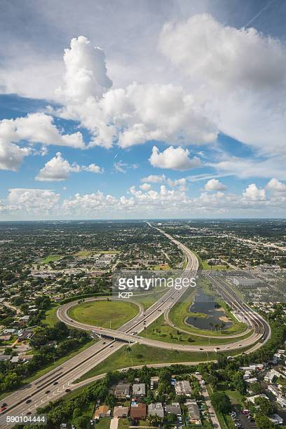 Highway in Miami