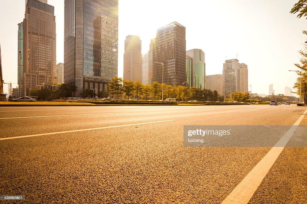 highway in Shenzhen : Stock Photo