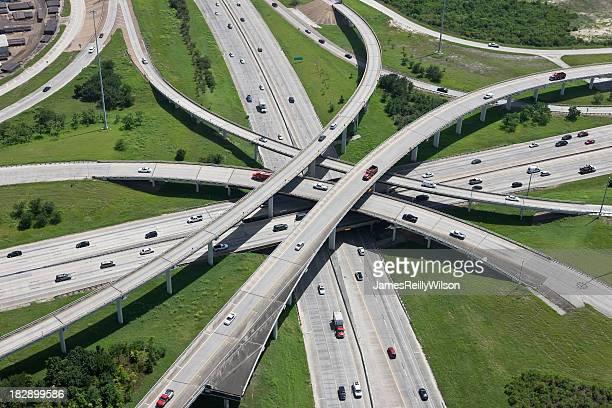 Highway Interchange Infrastruktur