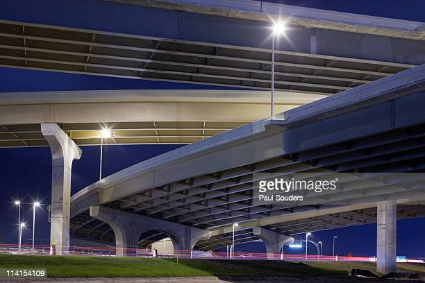 Highway Overpasses, Tampa, Florida