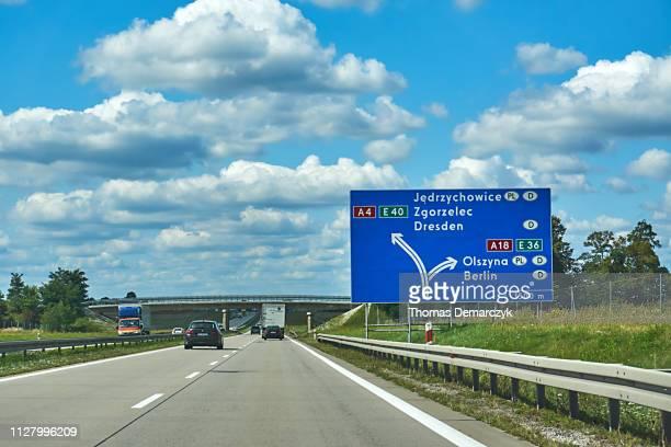 高速道路 - エウロパ ストックフォトと画像